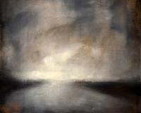 Places - oil on canvas - cm40x40 - 2017