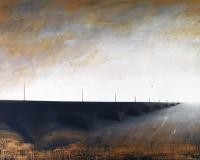 Places - oil on canvas - cm100x150 - 2020