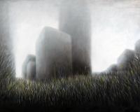 Places - oil on canvas - cm100x150 - 2009