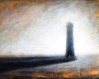 Places - oil on canvas - cm100x150 - 2019