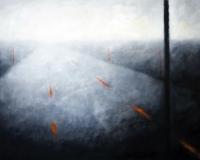 Places - oil on canvas - cm80x120 - 2016
