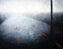 Migrant cities- 2016 - oil on canvas - cm80x120 b
