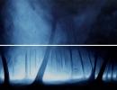 Bosques - 2012 - olio su tela - cm100x150