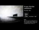 Labyrinth - GH Art Gallery - Greenwich / Connecticut - 2016