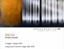 Specchi - Areacreativa 42 - Turin - 2016